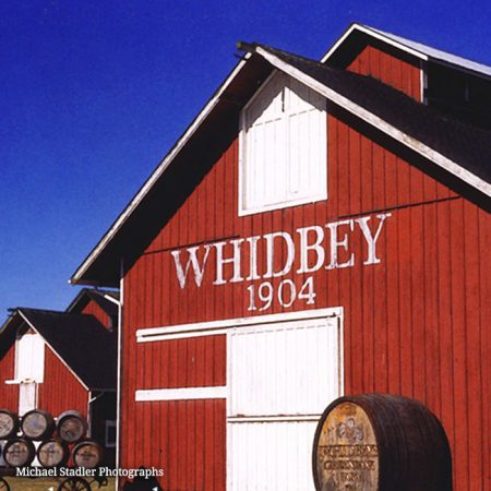 Whidbey 1904 red barn