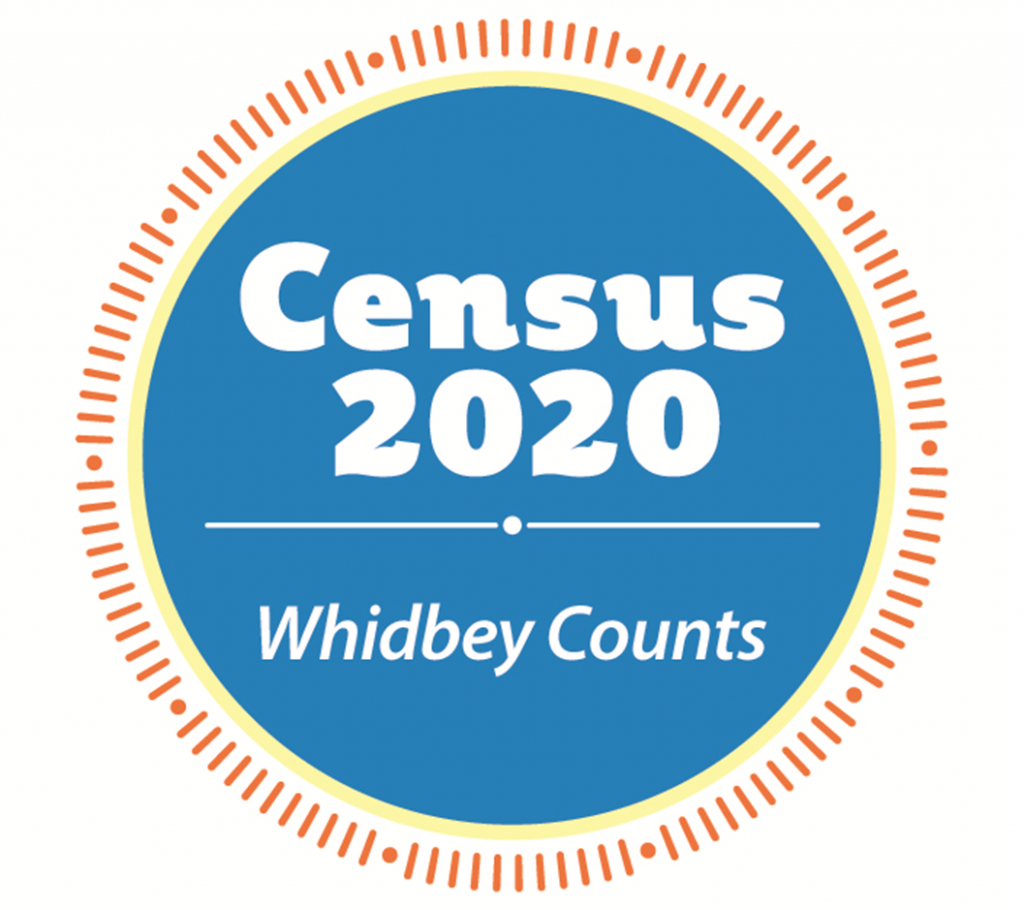 Census 2020. Whidbey Counts